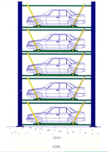 垂直循环机械类停车设备