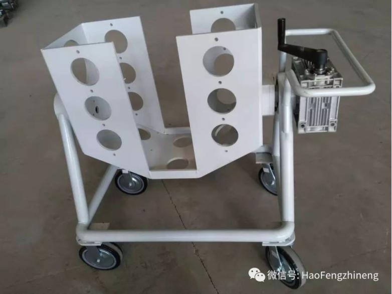 自制非标小车