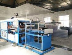 吸塑机生产厂家谈吸塑机的功能和主要应用行业